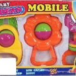 CBB Group rattle teether
